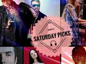 Glastonbury Saturday Picks