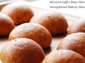 Mexican Coffee Buns (Roti Boy) 墨西哥咖啡面包