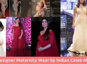 Designer Maternity Wear Indian Celeb Moms Giving Style Goals