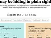 Politico Takes Look Trump Domain Portfolio