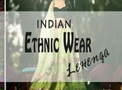2017 Trendy Ethnic Wear Lehenga Indian Festival