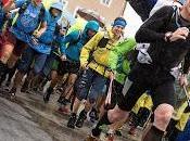 Redbull X-Alps Adventure Race Underway Europe