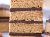 Bake Chocolate Almond Butter Bars (Gluten Free, Paleo Vegan)