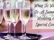 Stylish Guest: Outfits Summer Weddings Special Events