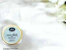 Bloom Foot Cream Review