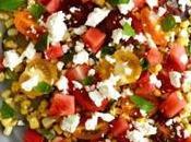 Recipe: Greek Style Watermelon Feta Salad1 Read