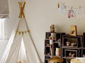 Tepees Kids' Rooms