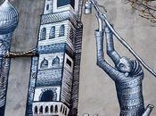 Awesome Phlegm Mural London