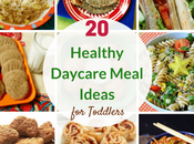 Healthy Daycare Meal Ideas Toddlers