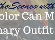 Color Make Ordinary Outfit Look Extraordinary