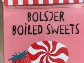 Today's Review Tiger Strawberry Boiled Sweets