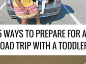 Prepare Road Trip with Toddler
