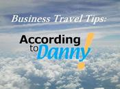 Author, Danny Cahill, Shares Helpful Tips Business Travelers