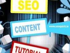 Content Tutorial Create Optimize