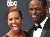 Awww Sterling Brown's Wife Surprises Hotel Artemis