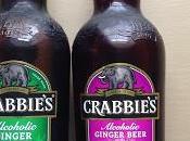 Crabbie's Alcoholic Ginger Beer Original Scottish Raspberry