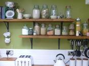 Sorting Clutter Kitchen