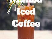 Cocktail Recipe: Malibu Iced Coffee