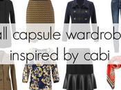 Fall Capsule Wardrobe Inspired Cabi