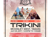 Run, Bike Party with Trikini