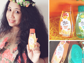 Review Hair Care Moisturising Non-Sticky Fruits Oils