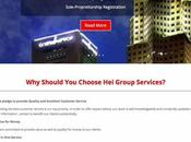 Group Services Company Website