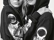 Lily-Rose Depp Cara Delevingne Star Chanel Fall 2017 Campaign