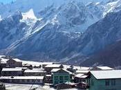 Langtang Trek Valley Glaciers