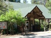 Bassett Memorial Library, Wawona, Yosemite National Park