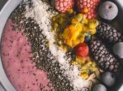 Banana Berry Smoothie Bowl Make