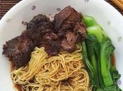 Slow Cook Braised Beef Cheeks Noodle