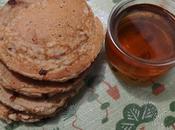 Crêpes Flocons D'avoine Sans Oeufs/ Eggless Rolled Oats Pancakes Panqueques Copos Avena Huevos /بانكيك رقائق الشوفان بدون