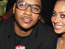 Fight Your Girl: Carmelo Anthony Post Estranged Wife Lala