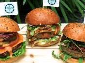 Artisan Veggie Burger from Vurger Wilderness Festival, Oxfordshire