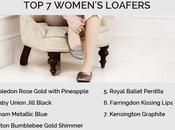 Women's Loafers Must Wear Shoes Stylish Look