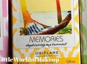 Memories Toilette (EDT) Range Oriflame Review