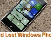 Find Lost Windows Phone!