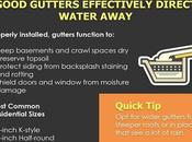 Spotting Good Gutters: Qualities Look