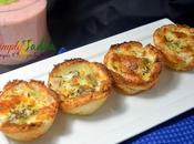 Bread Pizza Cups Cheesy Recipes