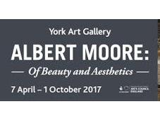 Review: Albert Moore: Beauty Aesthetics
