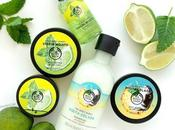 Body Shop Summer Launches