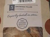 Today's Review: Tesco Brownie Filled Cookies