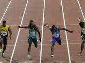 Usain Bolt Sunset Loses Justin Gatlin IAAF 2017