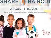 Share-A-Haircut with Hair Cuttery
