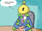 Campaign Laws Allow Legal Political Money Laundering