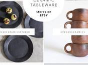 Best Stores Handmade Ceramic Tableware Etsy