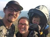 15-Month Could Become Youngest Complete Appalachian Trail