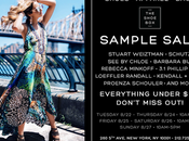 Shopping Nyc: Shoe Sample Sale