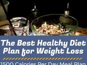 Best Healthy Diet Plan Weight Loss 1500 Calories