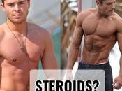 Efron Steroids Ready Baywatch?